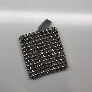 NWT Chico's silver cuff